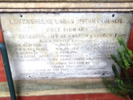 foundation stone b