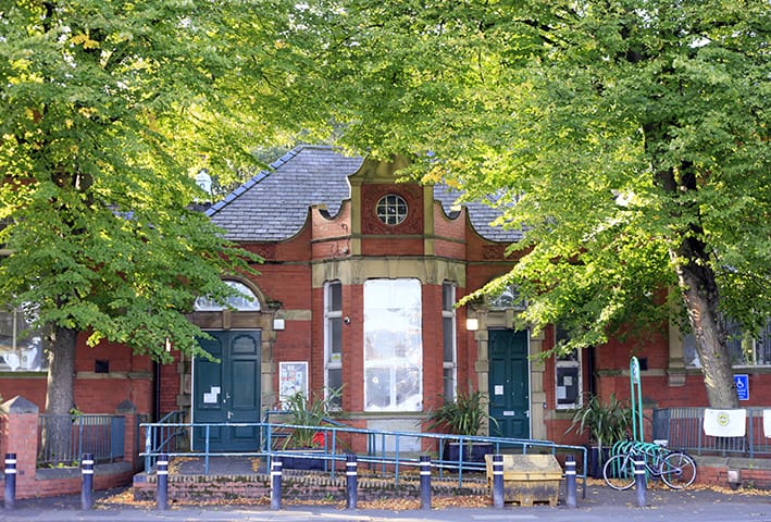 Levenshulme Old Library Sept 2019