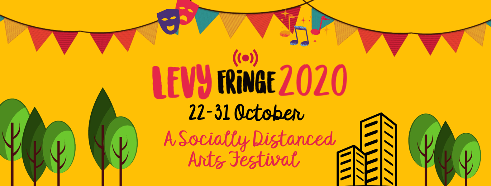 Levy Fringe Banner