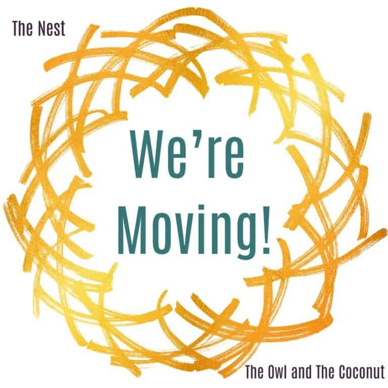 O+C we're moving image