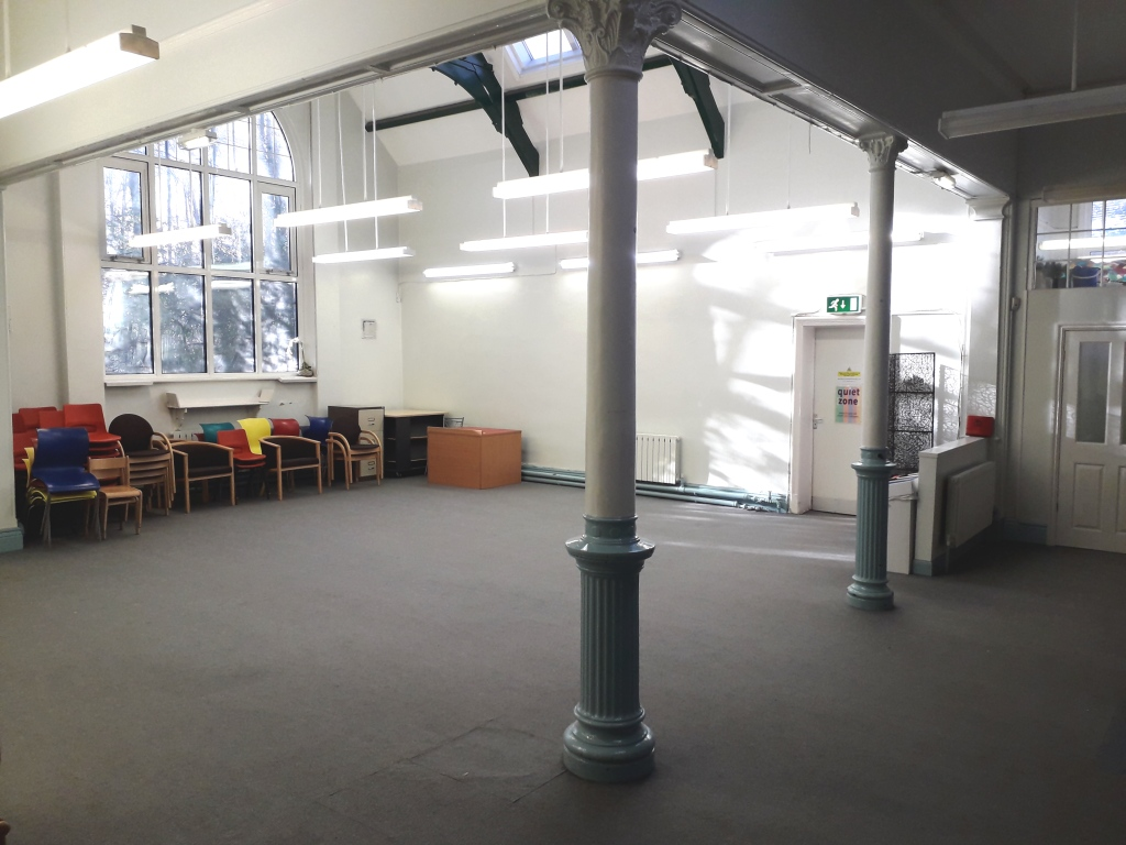 Our Large Performance Space