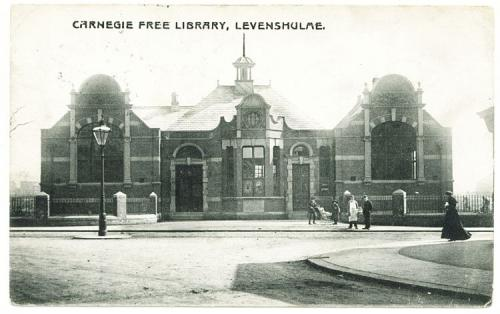 Levenshulme Old Carnegie Library
