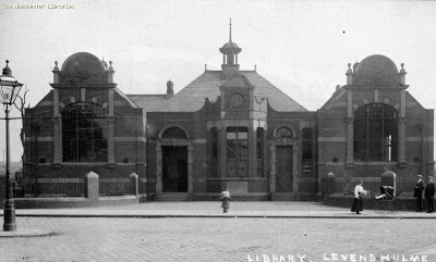 Levenshulme Old Library