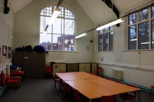 old library meeting room