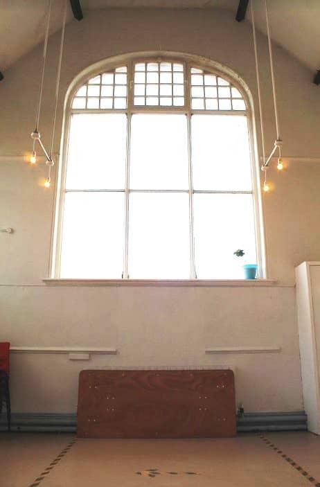 The Studio Window
